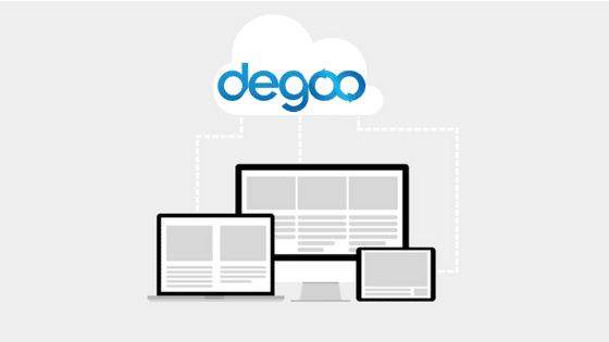 Degoo regala 100 GB sul cloud