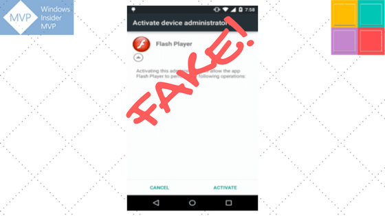 Falso Flash Player mette a rischio i dispositivi Android