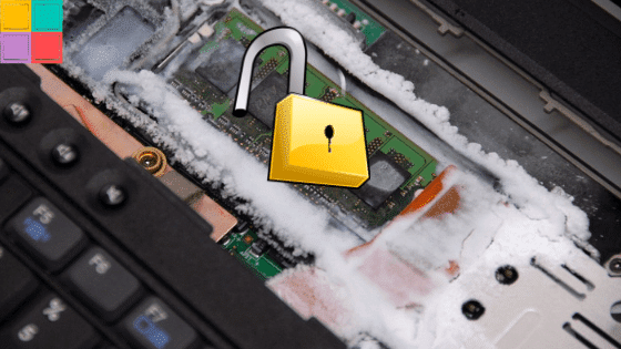 Tutti i PC moderni sono vulnerabili al Cold Boot Attacks