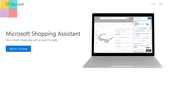 Arriva Microsoft Shopping Assistant!