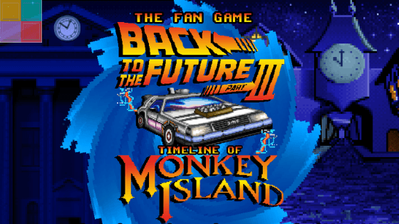 Ritorno al futuro 3: Timeline of the Monkey Island