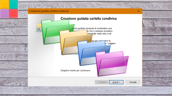 Windows 10: come condividere cartelle e file in rete