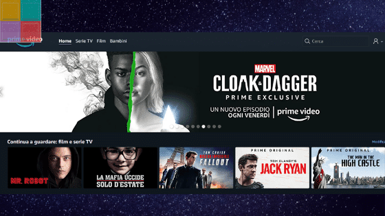 Prime Video: cosa offre, le stagioni disponibili