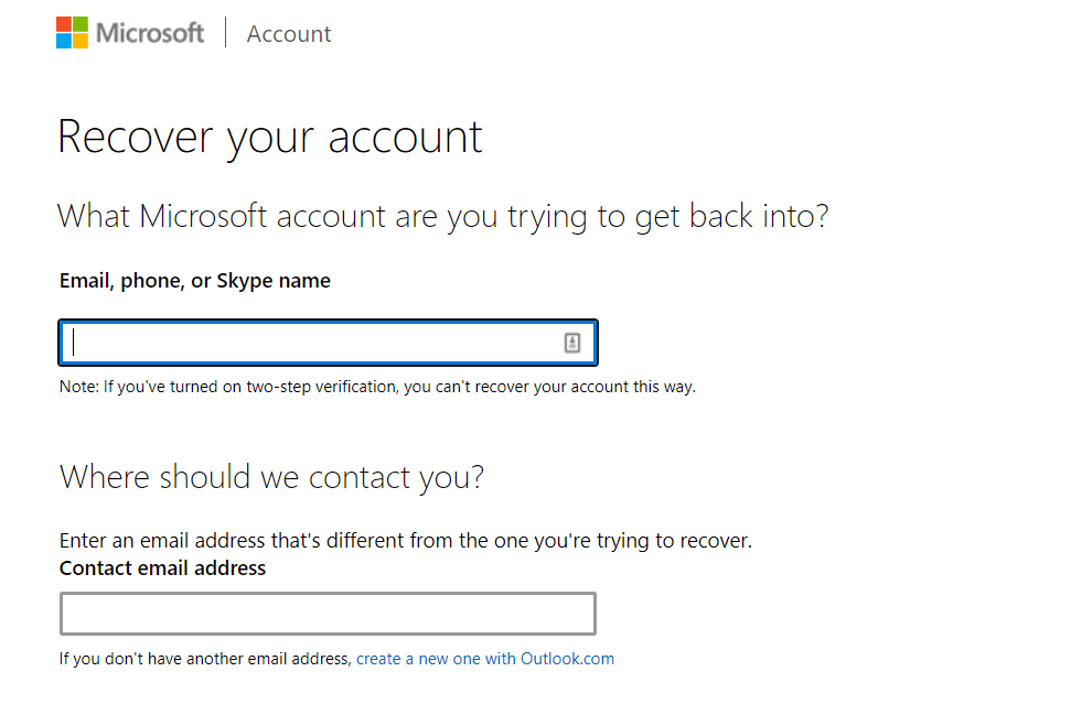 Ondata di account Outlook.com compromessi: come risolvere