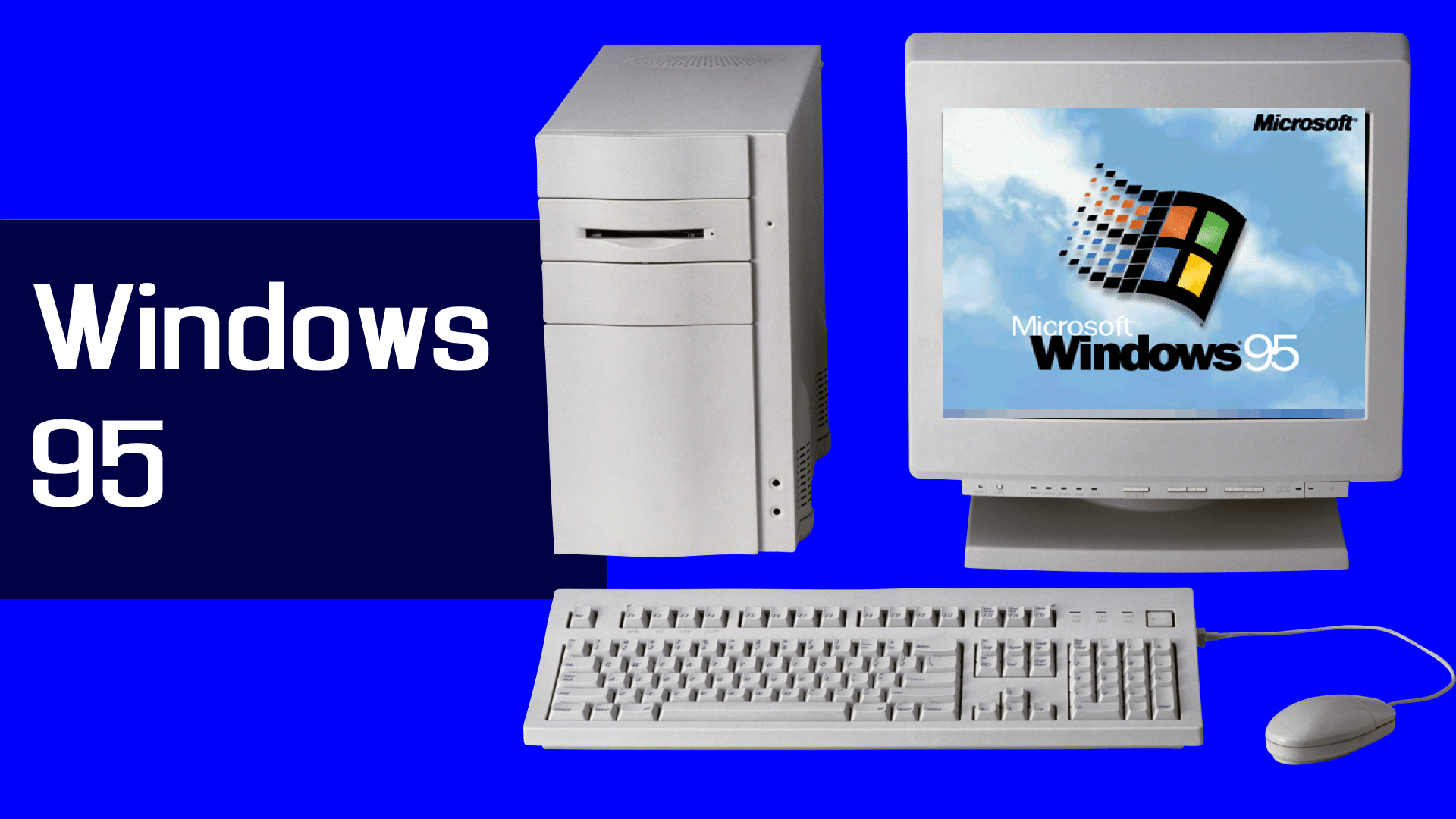 Riscopriamo Windows 95 su Windows 10