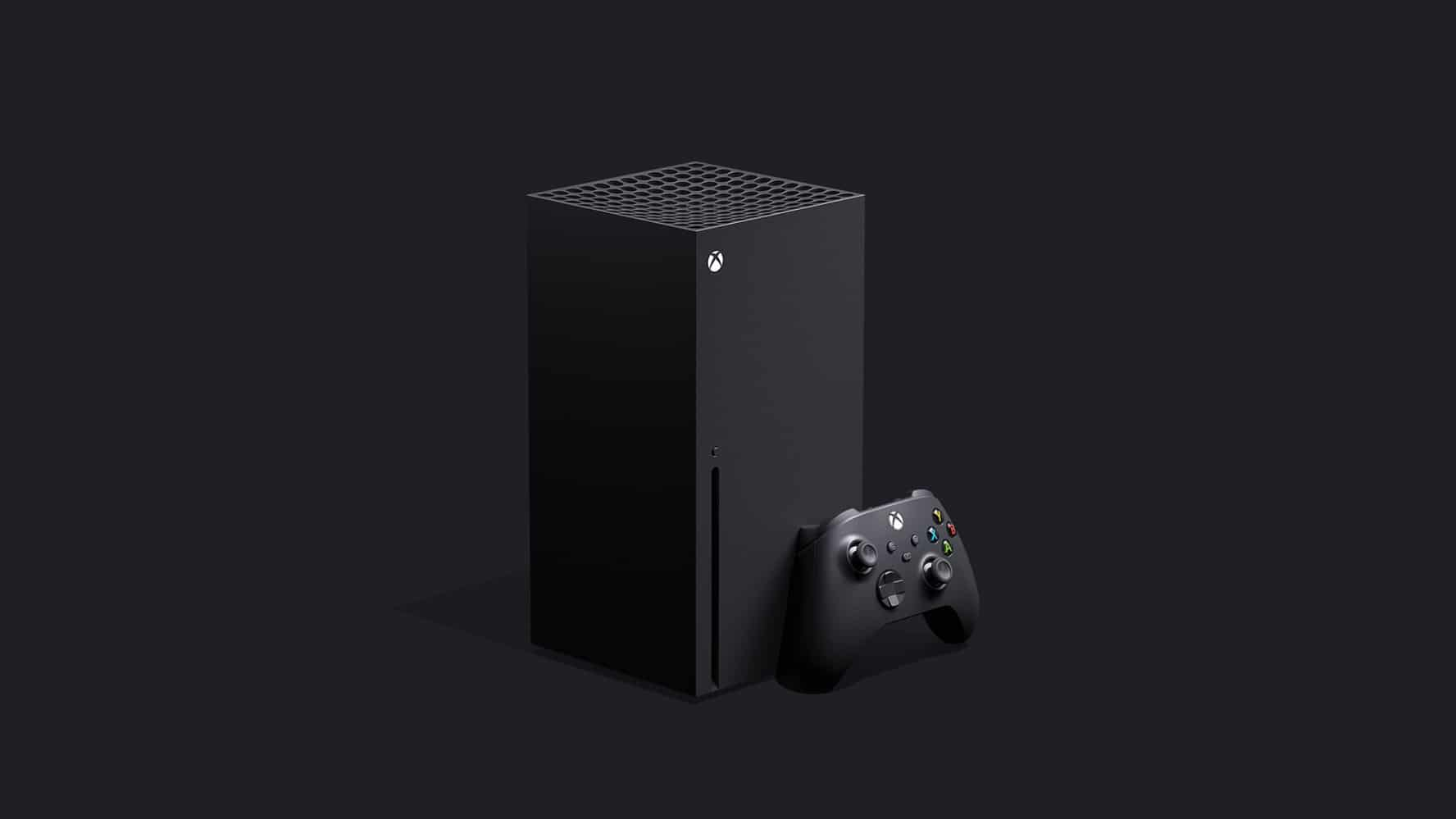 Immagine del packaging del  Xbox Series X