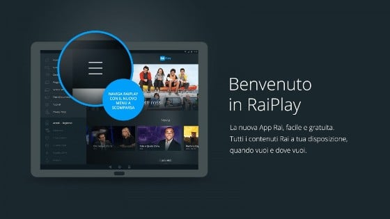 Il mondo dello streaming: RaiPlay