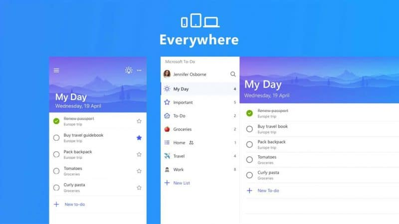 Anche l'app per i Promemoria di Samsung si sincronizza con Microsoft To Do