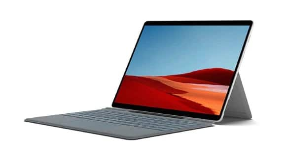 Disponibili al download gli sfondi del nuovo Surface Laptop Go e del Surface Pro X