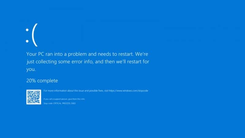 Elenco di problemi noti in Windows 10 October 2020 Update