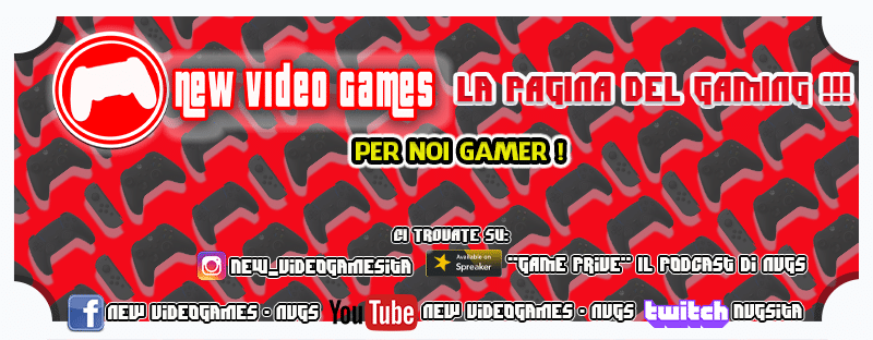 Seguite i ragazzi di New Video Games – NVGS